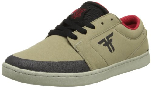 Fallen Torch Skate Shoe,Khaki/Black,8 M US