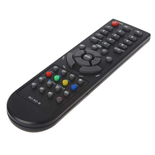 FXCO Telecomando di ricambio LCD LED HDTV TV telecomando per RC-50-B NLD 1966b telecomando universale