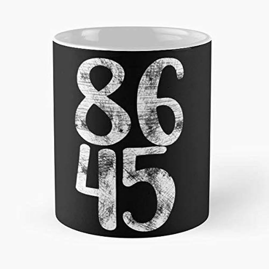 Trump Donald Anti Coffee Mugs 11 Oz