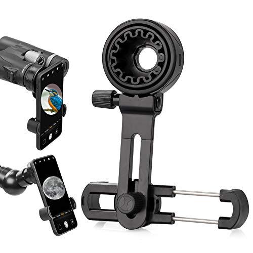 LAKWAR Telescope Photo Adapters - Photography Accessories for Telescope Binocular Monocular
