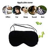 Zoom IMG-2 gomaihe mascherina per dormire 21