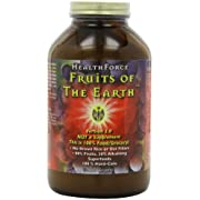 Healthforce Fruits of The Earth, Powder, 360-Grams