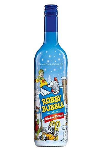 Rubby Bubble Punsch alkoholfrei 0,75l Flasche