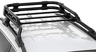 Vanguard Black Powdercoat TRD Style Roof Rack   Compatible with 19-22 Toyota RAV4