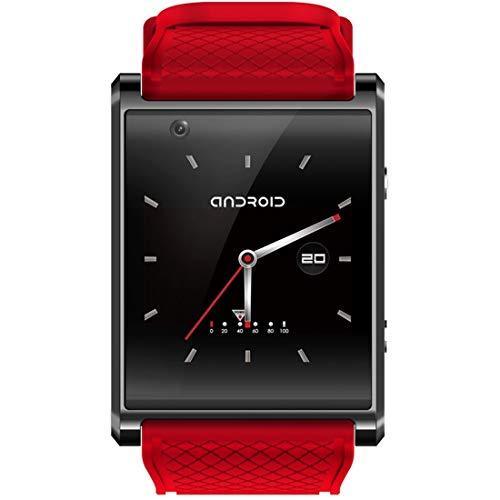 Smart Watch Sports Open Impertinent Watch, Bluetooth, GPS, Cámara, Cálculo del Paso Exacto, Soporte Monitoreo de suspensión, Red: 3G, Pantalla táctil de 1.54 Pulgadas Quad-Core 1.3GHz, 512MB + 4GB