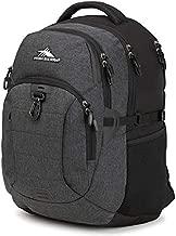 High Sierra Jarvis Laptop Backpack, Black, One Size