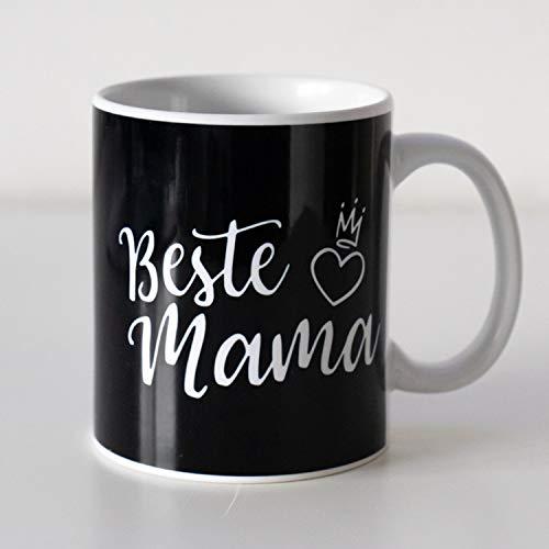 Eintracht Frankfurt Tasse Becher Kaffeetasse BESTE MAMA, 001.0910316