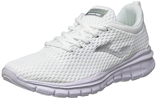 Joma Relief, Zapatillas para Caminar Mujer, Blanco, 39 EU