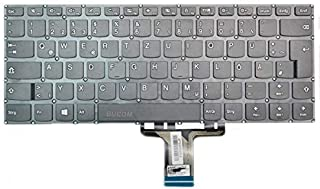 Bucom Tastiera per IBM Lenovo Yoga 710-14IKB 710-14ISK 510-14ISK 510-14IKB 510-14AST Tedesca