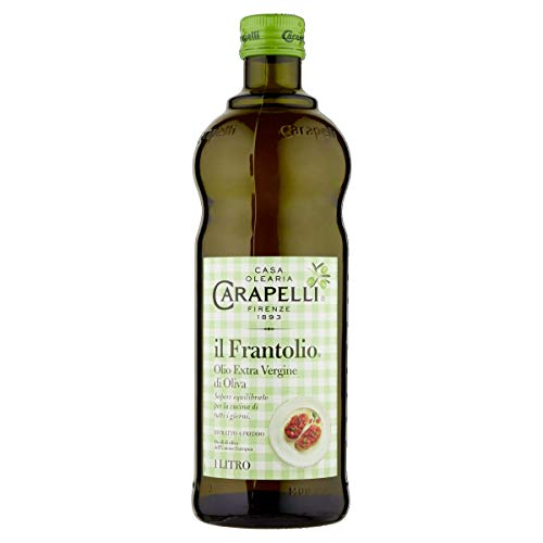 bester der welt Natives Olivenöl Extra Carapelli Il Frantolio 1 Liter Orio Virgin Virgin Di Oliver 2020