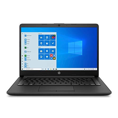 "HP 14 14"" HD SVA Anti-Glare Micro-Edge WLED-backlit Laptop for Students, AMD Athlon 3050U 2.3GHz up to 3.2GHz, 4GB DDR4, 128GB SSD, Wi-Fi 5, Bluetooth 4.2, HDMI, Webcam, Windows 10 S, Accessory Bundle"