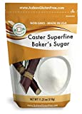 Judee's Superfine Caster Baker's Sugar (11.25 OZ) Non-GMO ~ Made in USA ~ Packaged in a Gluten and...