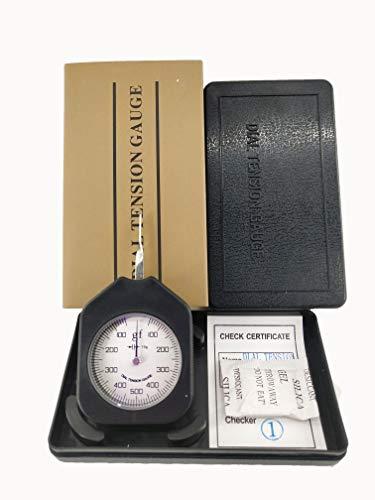 HFBTE ATG-500-1 Single Pointer Tension Meter Gauge Tester with Pocket Size 100-500-100g Measurement Range Gram Force Meter