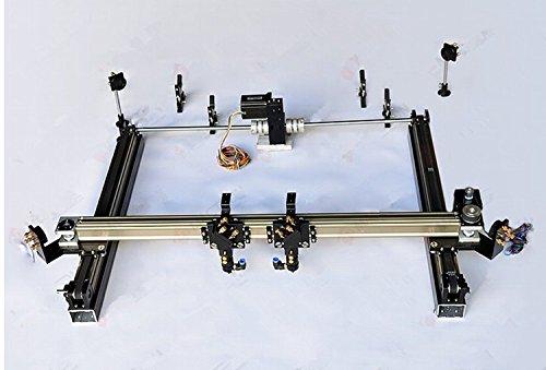 Gowe 1300mm * 900mm Double Head CO2Laser Ersatzteile, CO2Laser Cutting Maschine XY Tisch, XY Hardware Kits