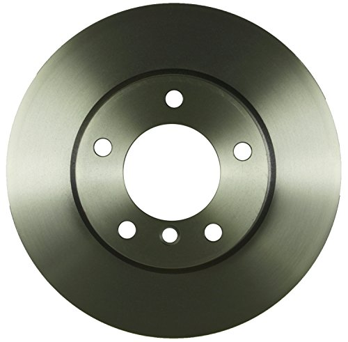 Bosch 15010056 QuietCast Premium Disc Brake Rotor For Select BMW 318i, 318is, 318ti, 323Ci, 323i, 323is, 325is, 328i, 328is, Z3, Z4; Front