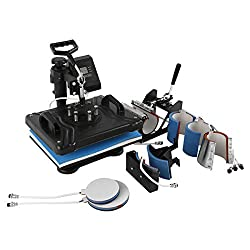 Top 10 Best Selling T-Shirt Heat Press Machines Reviews 2020