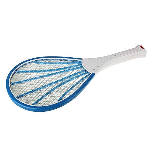Matamoscas Mosquitos electrónico Recargable, Flash, Longitud: 50 cm Color de Cabello al Azar de Entrega Pequeñas, Monsteramy