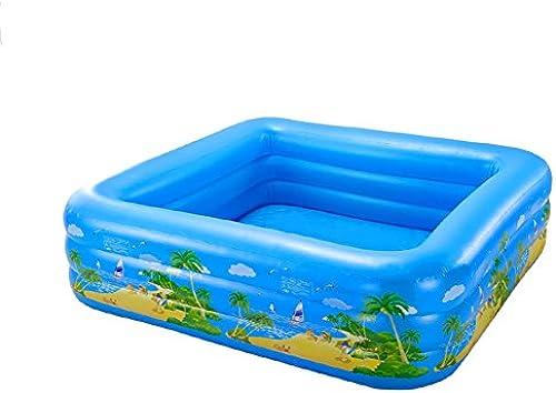 CHQYC Kinder aufblasbare Pool Familie Extra Größe Marine Ball Pool Dicker Hause Erwachsenen Pool