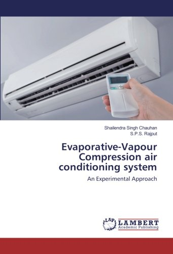 Evaporative-Vapour Compression air conditioning system: An Experimental Approach