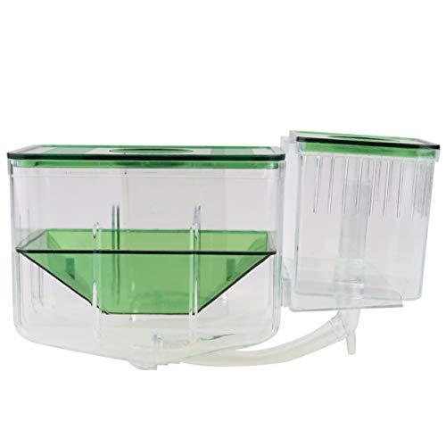Balacoo Aquarium Broeddoos Zelfgeleide Incubator Box Isolatie Box Vis Zaailingen Case Kweekbak Voor Aquarium Aquarium Thuis