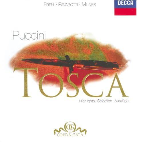 Mirella Freni, Luciano Pavarotti, Sherrill Milnes, The National Philharmonic Orchestra & Nicola Rescigno