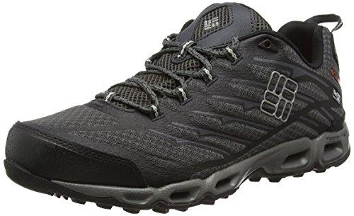 Columbia Ventrailia Ii Outdry Herren Outdoor Fitnessschuhe, Grau (Dark Grey, Blaze 089Dark Grey, Blaze 089), 44 EU, BM1753