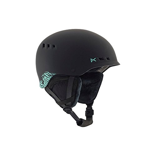 Anon Damen Snowboardhelm Wren, Trex Black, L