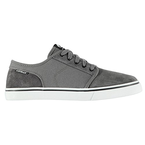Airwalk Herren Tempo 2 Sneaker Grau 45