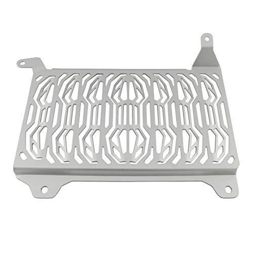 para H-ON-DA CB500X CB 500x 2019 2020 Funda Protectora del radiador Parrilla Protector de la Rejilla (Color : Plata)