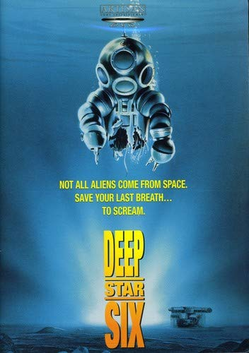 Deep Star Six [Reino Unido] [DVD]