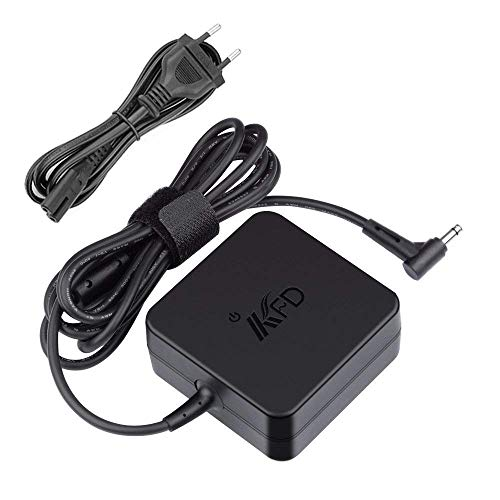 KFD 65W Notebook Laptop Ladegerät Netzteil für Asus Zenbook UX32V UX305C UX303U UX303LA UX303L UX330 UX32VD UX32A UX21A UX31A UX31LA UX301 UX302 UX305CA Q302 VivoBook E12 E203 E203N E203NA 19V 3,42A