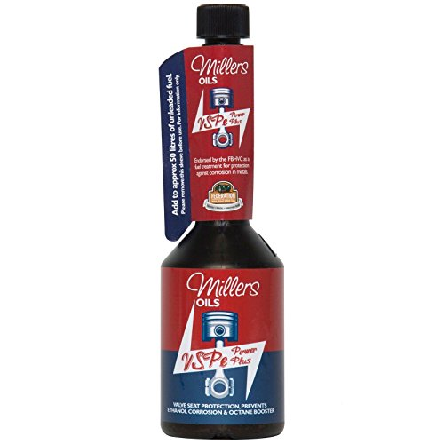 Millers Öle VSPe Power Plus Octane Booster Kraftstoff-Zusatzbehandlung, 250ml