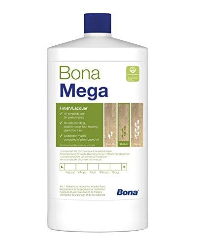 Bona Mega halbmatt / seidenmatt 1 Liter