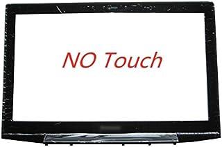 Yotek - حقائب لابتوب وجراب - غطاء خلفي LCD للكمبيوتر المحمول/الحافة/المفصلات/مسند راحة النخيل/الأسفل لهاتف Y50 Y50-70 بدون...