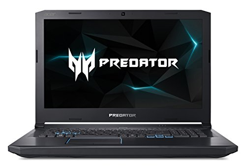 Acer Predator Helios 500 PH517-51-72NU Gaming Laptop, Intel Core i7-8750H, GeForce GTX 1070...