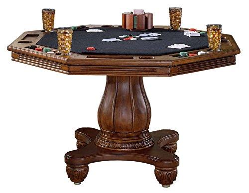 Hillsdale Furniture Hillsdale Kingston Game Table, Medium Cherry