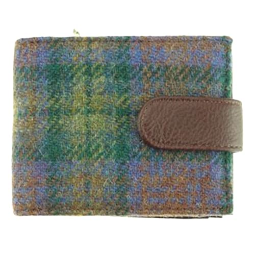 Harris Tweed 'Barra' Skye Tartan Gents Wallet