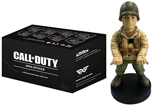 Call of Duty WWII Officer Muddy Guy Figur