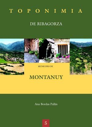 Toponimia de Ribagorza. Municipio de Montanuy
