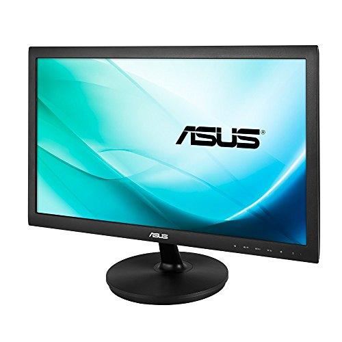 ASUS VS197T-P 18.5' WXGA 1366x768 DVI VGA Back-lit LED Monitor