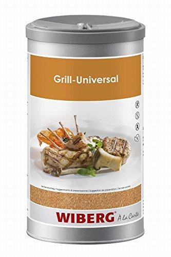 Wiberg Grill-Universal Gewürzsalz 1200 ml, 1er Pack (1 x 1.2 L)
