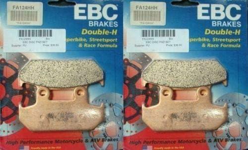RPM EBC Sintered HH Front Brake Set 1986-1987 of Wholesale 2 Pads sale Compat