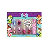 Suncoat Girl Mini Mani Kit de manicura para niños