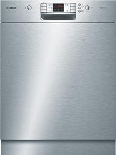 Bosch SMU50M75EU lavavajilla - Lavavajillas (Independiente, Acero inoxidable, 0,170m, 46 Db, A, 175 min)