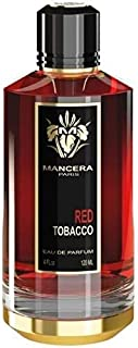 Mancera Red Tobacco For Men 120ml - Eau de Parfum