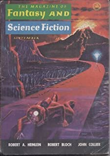 The Magazine of FANTASY AND SCIENCE FICTION (F&SF): September, Sept. 1958 (