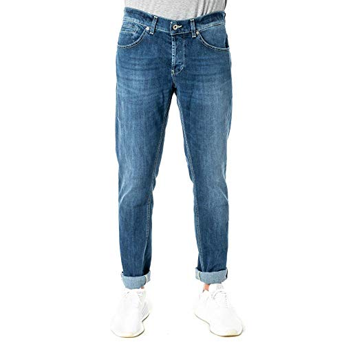 Dondup Jeans George UP232DS0257 Dark Blue Size:33
