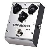 Doolland TR-8 Tonefacier Series Tremolo Guitar Effect Pedal True Bypass Full Metal Shell