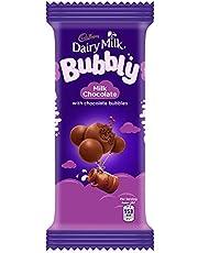 Cadbury Bubbly Cadbury Dairy Milk Chocolate, 87g