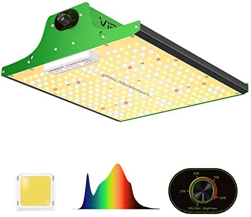 Grow Light VIPARSPECTRA P600 LED Grow Light 2x2ft Full Spectrum Dimmable Plant Grow Light with product image